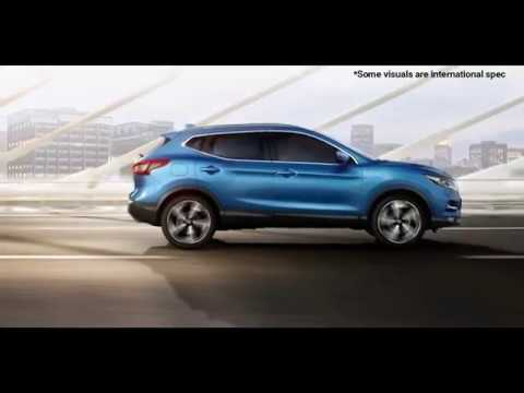Nissan Qashqai reveal video