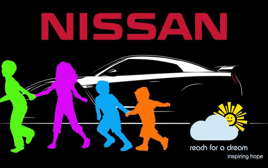 Nissan x Reach for A Dream 2018