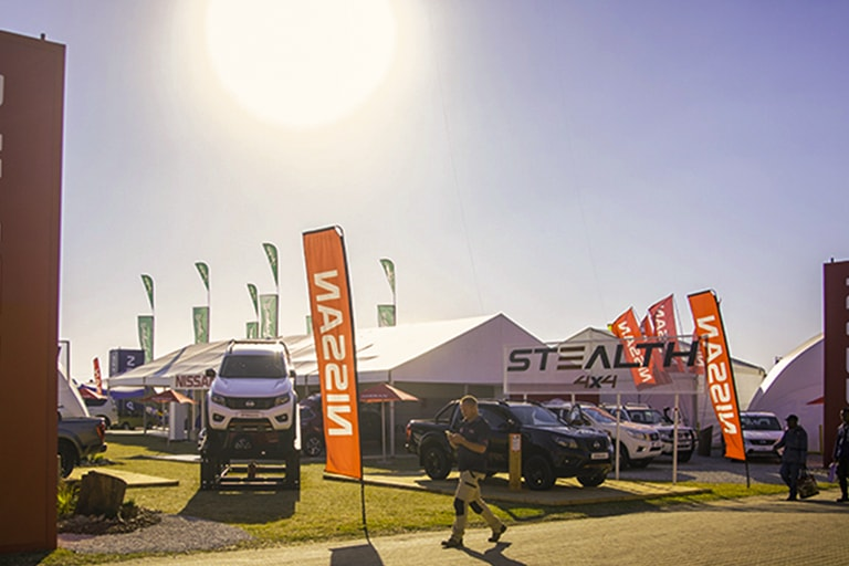 Nissan Nampo 2019 Exhibition Stand