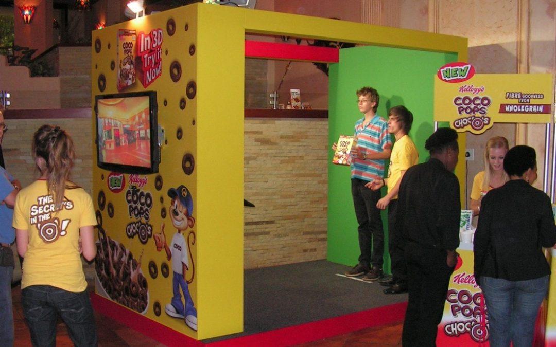 Kellogg's Cinema & In-Store AR Campaign