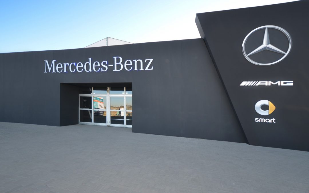 1st Festival of Motoring for Mercedes-Benz