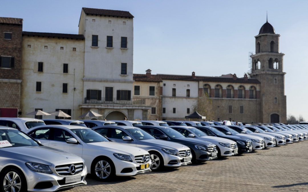 Mercedes-Benz Sandown Dealer Festival @ Monte Casino