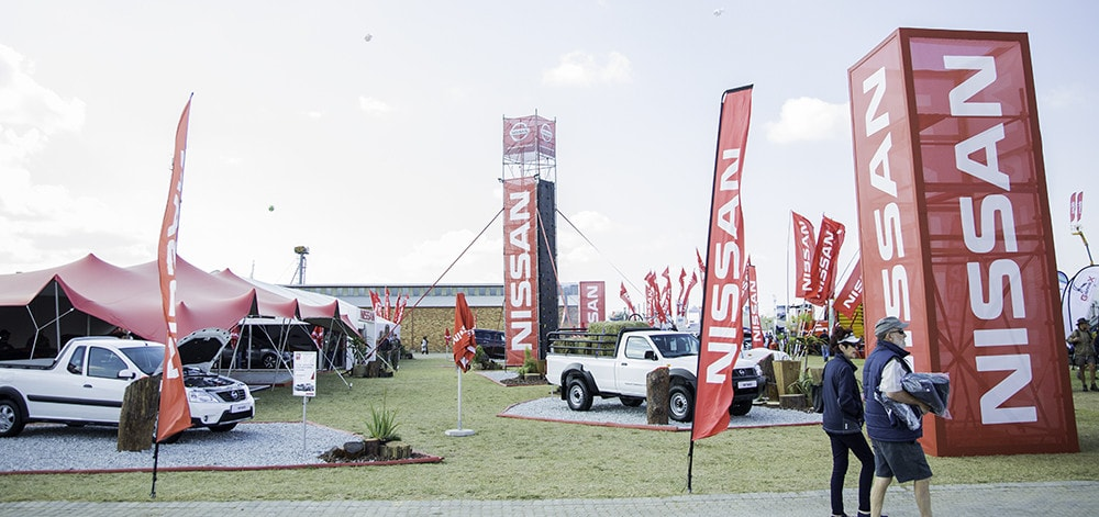 Nissan Nampo 2018 Exhibition Stand