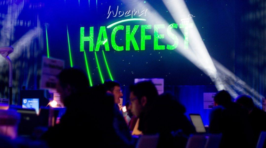 Standard Bank Woema Hackfest 2016
