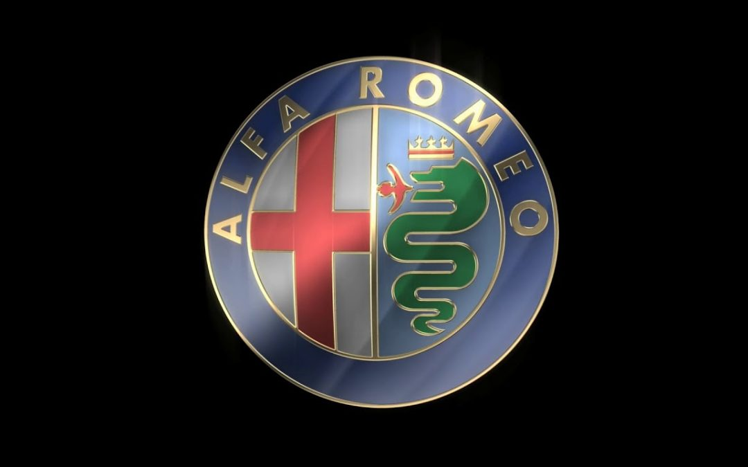 Alfa Romeo Logo animation