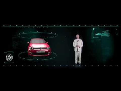 VW Polo Holographic content