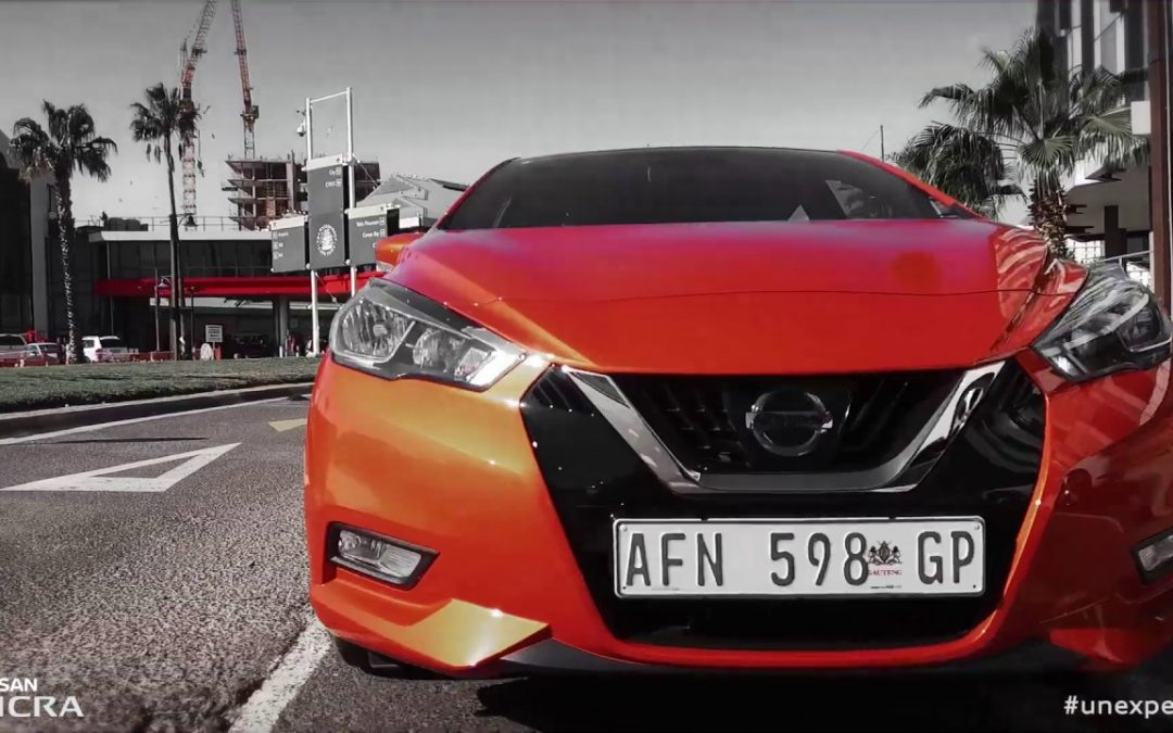Nissan Micra reveal video