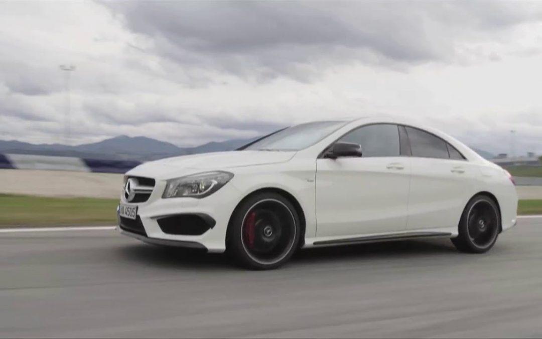 Mercedes-Benz Dream cars video 2