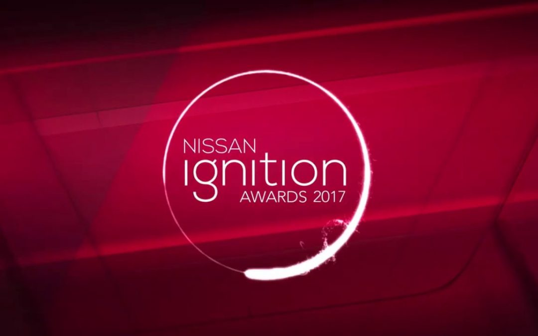 Nissan Ignition Awards Logo Animation 1