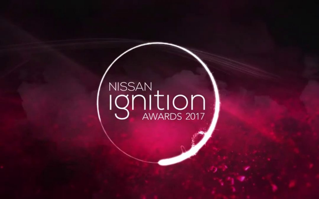 Nissan Ignition Awards Logo Animation 2