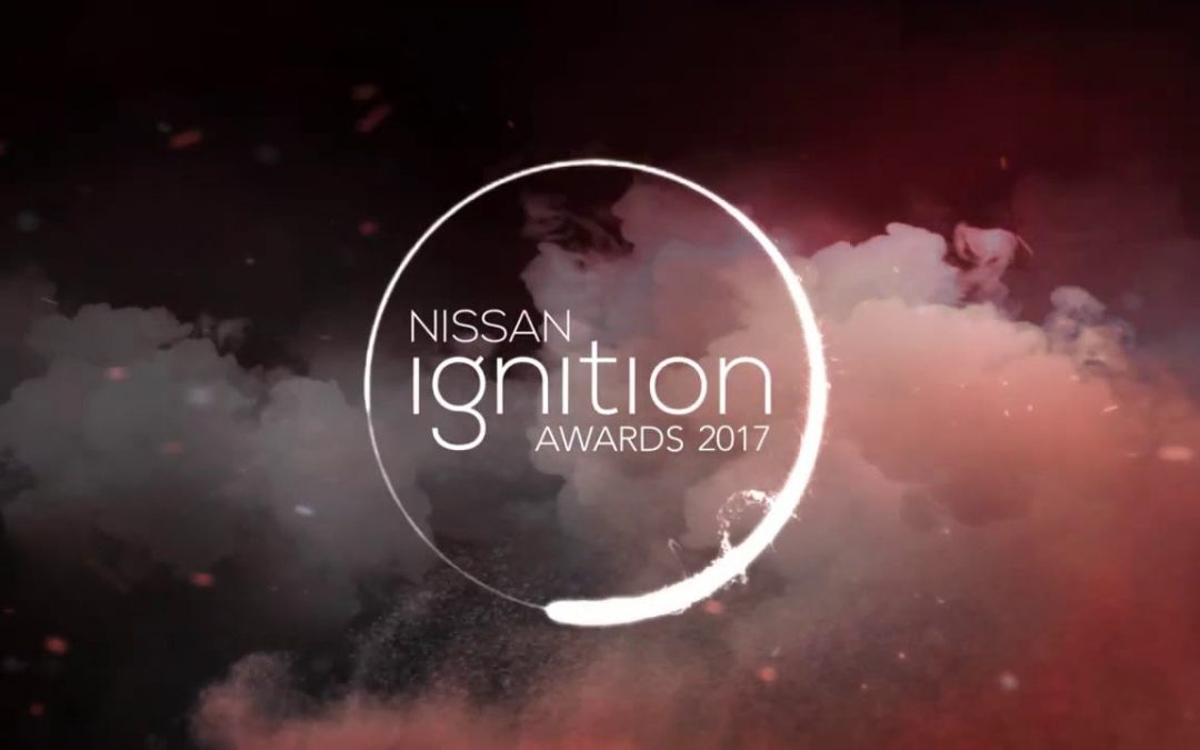 Nissan Ignition Awards Logo Animation 4