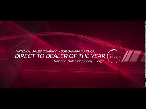 Nissan Ignition Awards Category 3