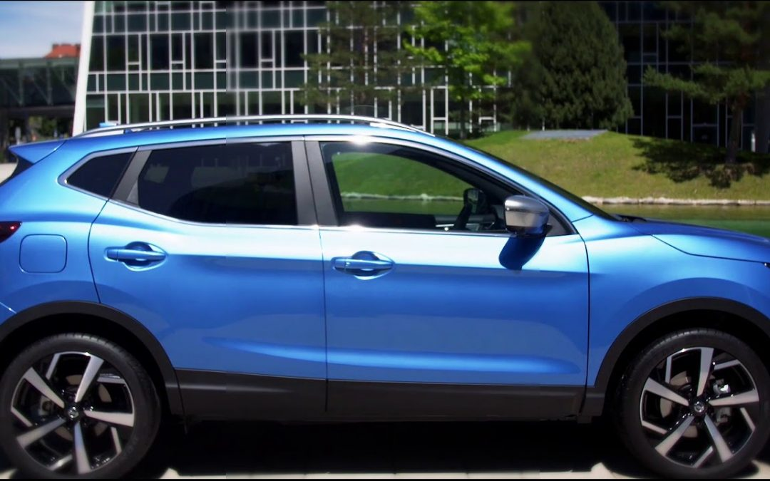 Nissan Ignition Qashqai reveal