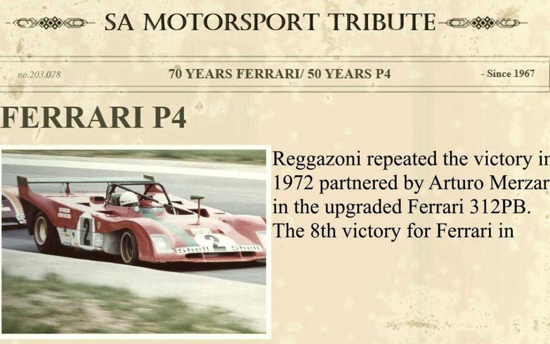 Puma Elite Classics Ferrari Heritage AV