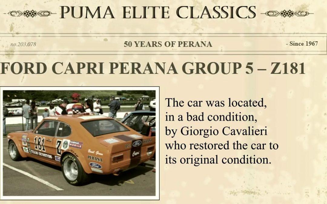 Puma Elite Classics Perana Heritage AV