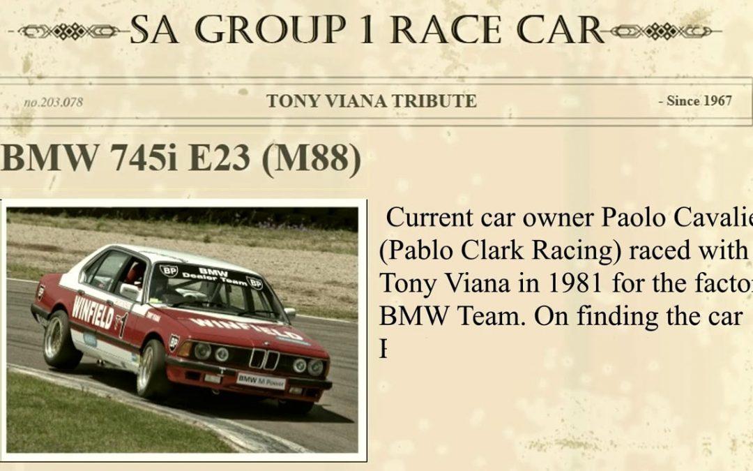 Puma Elite Classics BMW Heritage Video